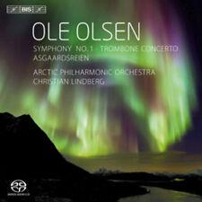 Ole Olsen : Ole Olsen: Symphony No. 1/Trombone Concerto/Asgaardsreien CD (2011)