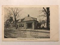 Old Senate House, 1977, Kingston, New York NY Postcard - Postmark April 18, 1907