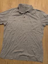 Mens Pringle Golf Tshirt Grey Size M