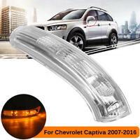 LED Clignotant Rétroviseur Gauche Conducteur pour Chevrolet Captiva 2007 à 2016