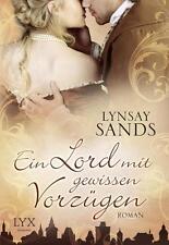 Ein Lord mit gewissen Vorzügen von Lynsay Sands (2016, Taschenbuch), UNGELESEN