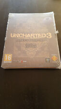 Uncharted 3 Drake's Deception - special edition PS3 - rare, sealed and brand new