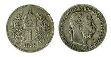 pcc1840_85) Franz Joseph I 1 Korona 1899 AG
