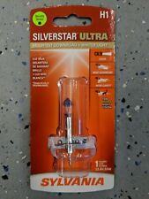 Sylvania H1 Silver Star Ultra 1 Halogen Lamp