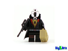 DESTRO Custom Printed on Lego Minifigure! GI Joe