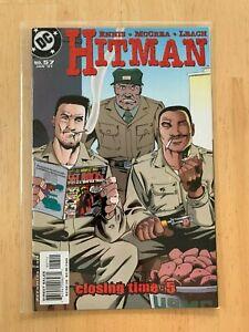 Hitman 57 Closing Time: 5 High Grade Comic Book ML7 – 119
