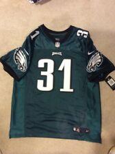 NEW NFL Philadelphia Eagles 2017 Autographed Byron Maxwell Jersey #31 (GREEN)Nik