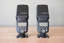 Yongnuo YN-560 II Speedlight Flash (x2)