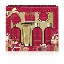 Women Bath Set Shampoo Creme Soap Body Baylis & Harding Bath Milk Crystals Gift