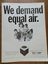 1969 Day & Night Manufacturing Ad  Air Conditioning
