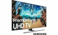 "Samsung UN65NU8000 65"" Smart LED 4K Ultra HD TV with HDR"