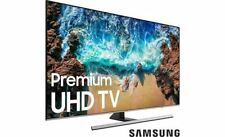 """Samsung UN65NU8000 65"""" Smart LED 4K Ultra HD TV with HDR"""