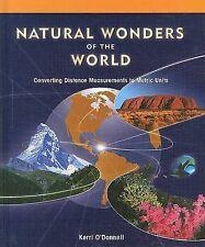 Natural Wonders of the World:: Converting Measurements to Metric Units (Powermat