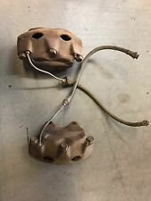 1968-70 AMC AMX Javelin Marlin Rebel Machine Front Bendix 4 Piston Caliper Cores