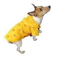 Dog Raincoat Waterproof Outdoor pet Doggie Rain Coat Rainwear Clothes