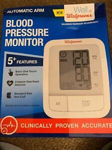 Walgreens Auto Arm Blood Pressure Monitor