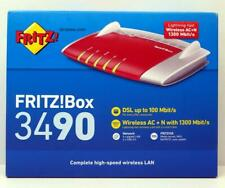 AVM FRITZ!Box 3490 International WLAN- Router