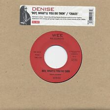 "DENISE Boy What'll You Do Then vinyl 7"" NEW garage punk Ace Of Cups The Answer"