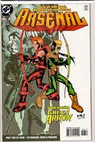ARSENAL #2 - With GREEN ARROW DC  Unused Stock  Bagged Boarded : HL7.168