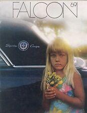 1969 Ford Falcon Sales Brochure Sport Coupe/Futura+++