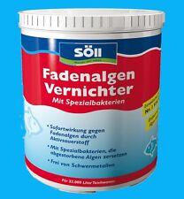 Söll Fadenalgen Vernichter 1 kg Teich 24 Std.Versand