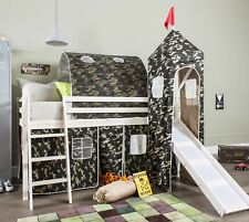 Noa & Nani Camouflage Castle / Tower (Bed Not Included) SK009 AA 11