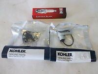 Kohler Points &  Condenser Champion or NGK Plug for John Deere 110 112 120 140