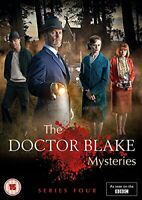The Doctor Blake Mysteries  Series 4 [DVD] [2016]