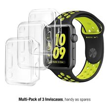 Apple Watch Series 2 (42mm) Case Cover Screen Protection 3 in 1 Pack by Orzly