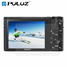 PULUZ 2.5D Camera Screen Protector HD Clear Glass Film For Sony RX100 A7M2 A7R 2