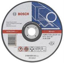 Bosch 2608600324 Cutting Disc for Metal Flat 230mm