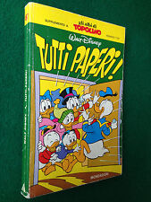 CLASSICI WALT DISNEY 1° Serie n.67 - TUTTI PAPERI , Ed. Mondadori (1976)