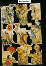 # GLANZBILDER # MLP 1959, Elfen,  Mary Barker, wunderschöner Bogen & Rar!