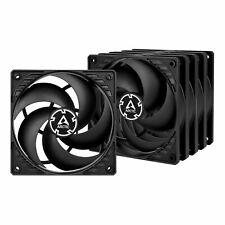 ARCTIC P12 (5 Stück) 120mm PC Gehäuse Lüfter Kühler für Statischen Druck schwarz