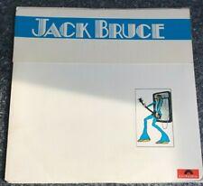 JACK BRUCE AT HIS BEST RARE US 1ST PRESS TOP LOADING  PD3505 EX/EX CREAM CLAPTON