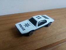 Vintage Ford Mustang 1960's Toy Car Police 932F