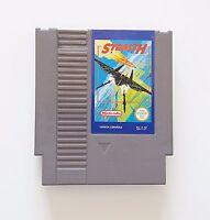 Game / Juego Stealth A·T·F Nintendo NES (1985) (Original) (Esp) (NES)