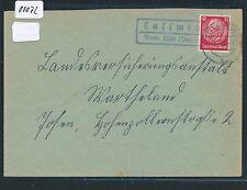 00072) Landpost Ra2 Lasswitz Kreis Lissa (Posen) Brief 1942