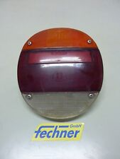 Heckleuchtenglas L VW Käfer 1978 Tail light glass Hella Oval Elefantenfuß
