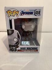 "Funko Toys PoP Marvel Avengers Endgame War Machine 4"" Figure #458 FREE SHIPPING"