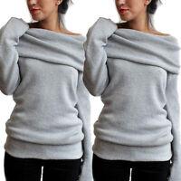 Women's Long Sleeve Winter Hoodie Sweatshirt Sweater Hooded Coat Pullover Shirt