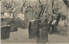Prag, jüdischer Friedhof, Jude, Judaika, Praha, židovský hřbitov
