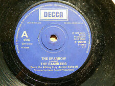 the ramblers (from the abbey hey junior school)  the sparrow (1c / 1c press) EX-
