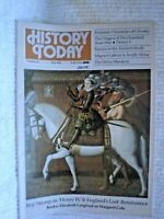 e MILITARY HISTORY 50 PAGES ILLUSTRATED HISTORY TODAY 100 YEAR WAR PUB 1986