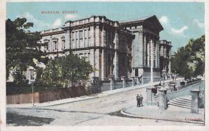 Vintage Postcard of Sydney Museum Publishers The Star Series - G.D. & D. London