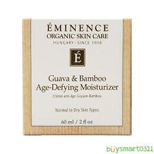 New Eminence Guava & Bamboo Age-Defying Moisturizer 60 ml / 2 fl oz w/ free ship