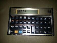 Hp 12c - Financial Calculator - Black