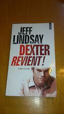 Jeff Lindsay - Dexter revient !- Points