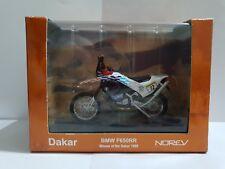 Modellino moto norev Dakar BMW F650RR 1:24
