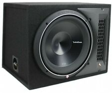 Rockford Fosgate P3-1X12 12-Inch 1200W Single Loaded Subwoofer Enclosure